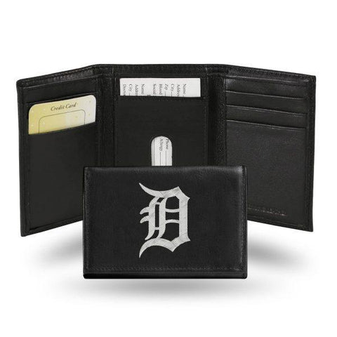 Rico Leather Wallet Detroit Tigers