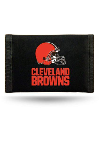 Rico Nylon Wallets Cleveland Browns