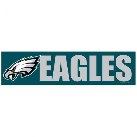 Wincraft Bumper Sticker Philadelphia Eagles