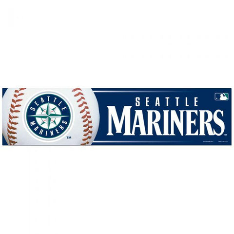 Wincraft Bumper Sticker Seattle Mariners