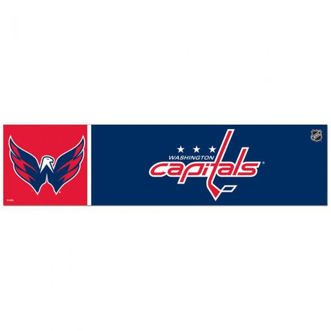 Wincraft Bumper Sticker Washington Capitals