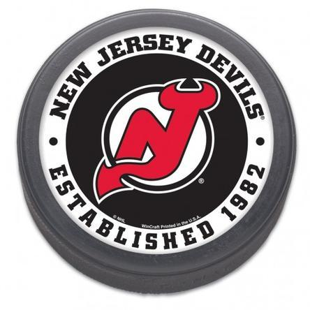 Wincraft Collectible Hockey Puck New Jersey Devils