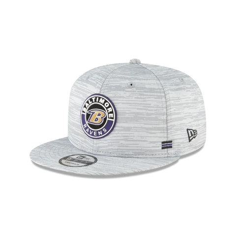 2020 New Era Official Sideline 950 Snap - Baltimore Ravens