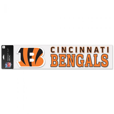 Wincraft Die Cut Decal Cincinnati Bengals