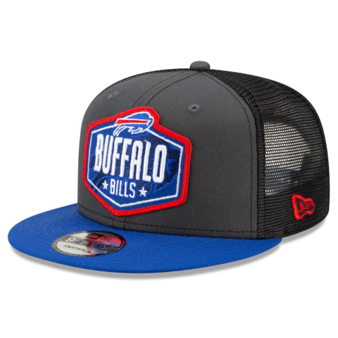New Era 2021 NFL Draft Snapback - Buffalo Bills