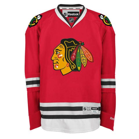 Reebok Home Premier Jersey - Chicago Blackhawks