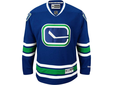 Reebok Alternate Premier Jersey - Vancouver Canucks