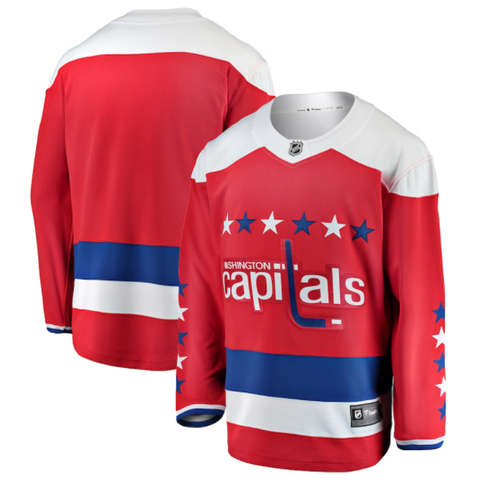 Fanatics Alternate Premier Jersey - Washington Capitals
