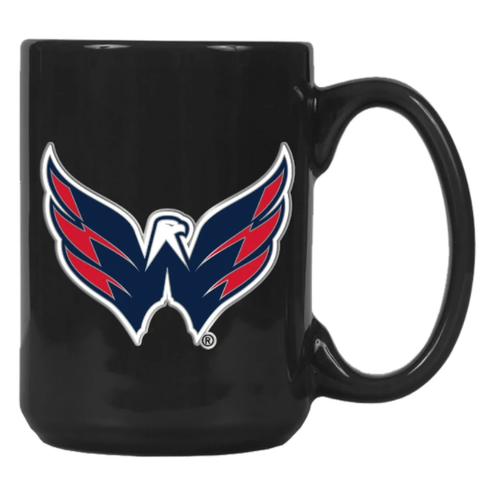 Great American Pewter Coffee Mug Washington Capitals