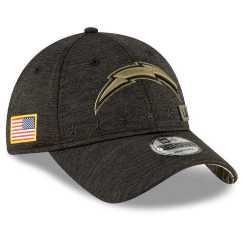 New Era Salute To Service Flex Fit 3930 - Los Angeles Chargers