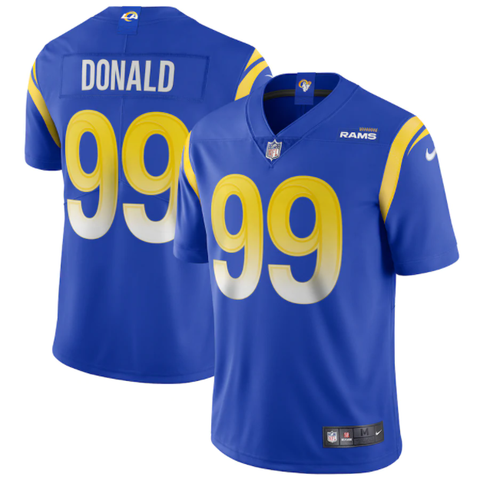 Nike Los Angeles Rams Home Limited Jersey - Aaron Donald