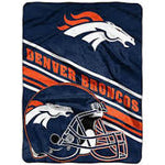 Northwest 60x80 Plush Denver Broncos