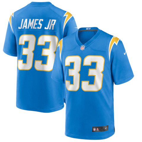 Nike Los Angeles Chargers Home Game Jersey - Derwin James Jr.