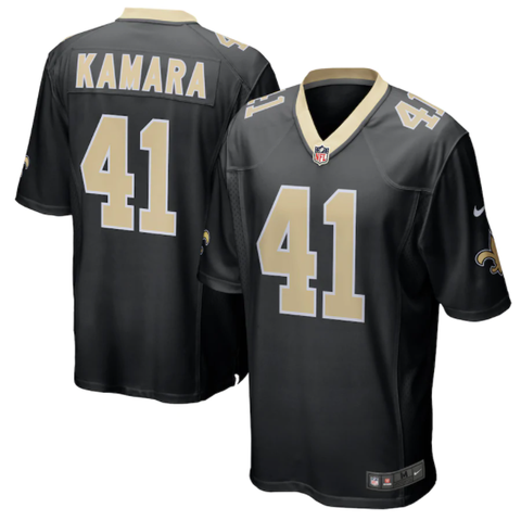 Nike New Orleans Saints Home Game Jersey - Alvin Kamara