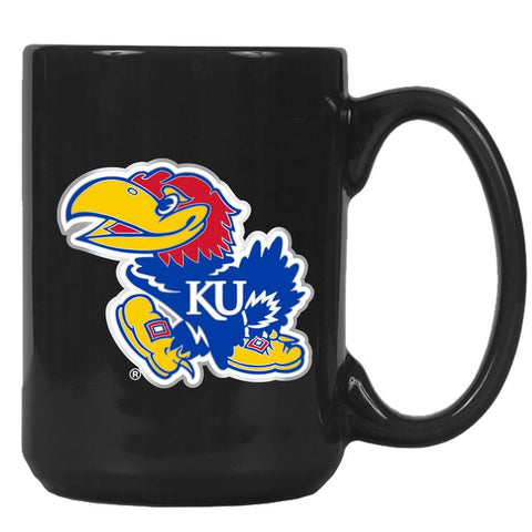Great American Pewter Coffee Mug Kansas Jayhawks