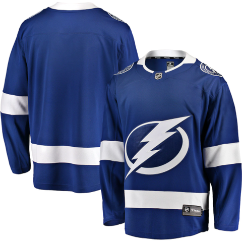 Fanatics Home Premier Jersey - Tampa Bay Lightning