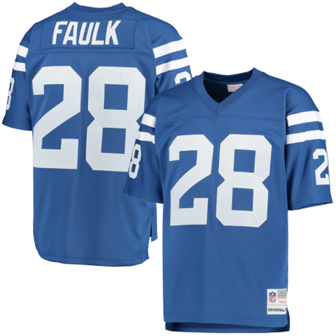 Mitchell & Ness Indianapolis Colts Legacy Jersey - Marshall Faulk