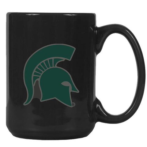 Great American Pewter Coffee Mug Michigan State Spartans
