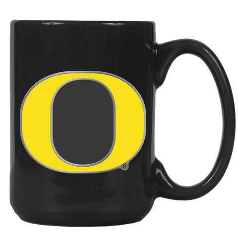 Great American Pewter Coffee Mug Oregon Ducks