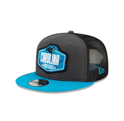 New Era 2021 NFL Draft Snapback - Carolina Panthers