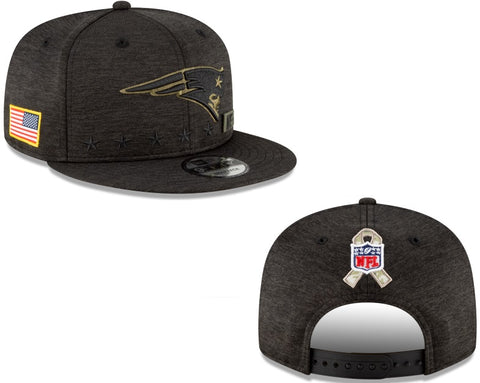 New Era Salute To Service 950 Snapback - New England Patriots