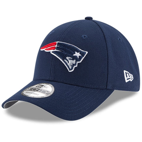 New Era Youth Adjustable Hat - New England Patriots