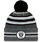 New Era 2019 Sideline Knit Hat - Las Vegas Raiders