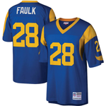 Mitchell & Ness Los Angeles Rams Marshall Faulk Legacy Jersey