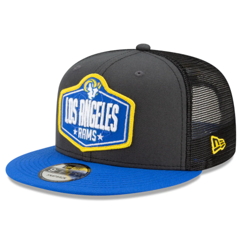 New Era 2021 NFL Draft Snapback - Los Angeles Rams
