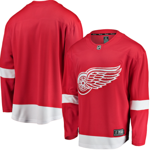 Fanatics Home Premier Jersey - Detroit Red Wings