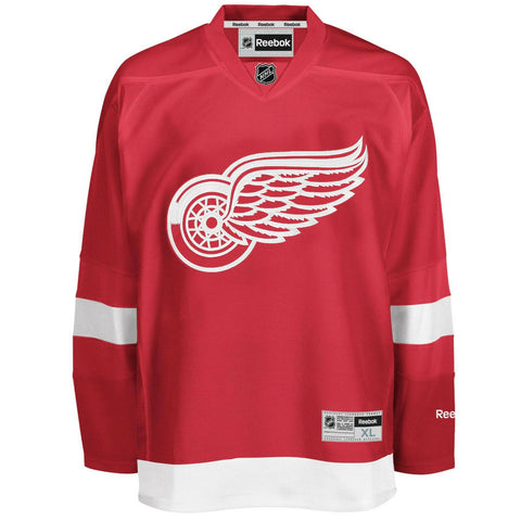 Reebok Premier Home Jersey - Detroit Red Wings