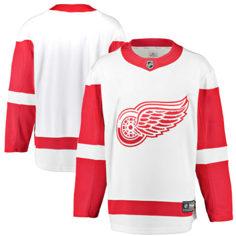 Fanatics Road Premier Jersey - Detroit Red Wings