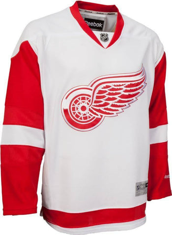 Reebok Road Premier Jersey - Detroit Red Wings