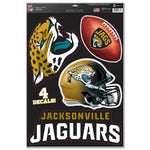 Wincraft 11x17 Cling Jacksonville Jaguars