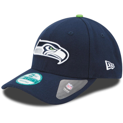 New Era Youth Adjustable Hat - Seattle Seahawks