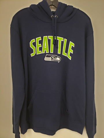 Majestic Engage Hoodie - Seattle Seahawks