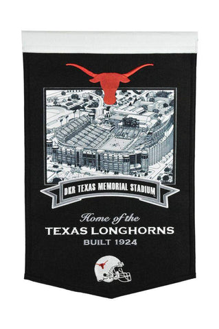 Winning Streak Stadium Banner Texas Longhorns