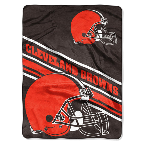 Northwest 60x80 Plush Cleveland Browns