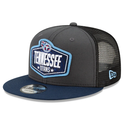 New Era 2021 NFL Draft Snapback - Tennessee Titans
