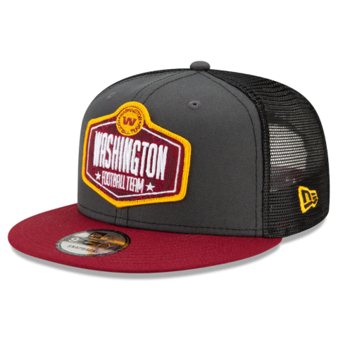 New Era 2021 NFL Draft Snapback - Washington Football Team