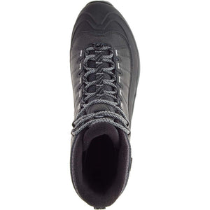 "Merrell Men's Thermo CHILL 6"" Shell Waterproof Sneaker, Black, US"