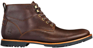 Timberland Kendrick Waterproof Chukka Boot - Men's Dark Brown Full Grain