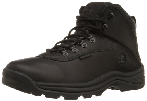 Timberland Men's White Ledge Mid Waterproof Ankle Boot,Black, US