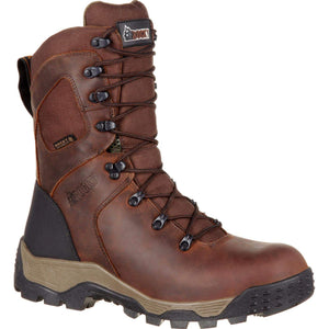 ROCKY Sport Pro Waterproof 400G Insulated Outdoor Boot Dark Brown