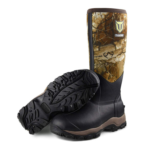 TideWe Hunting Boot for Men, Insulated 400G Waterproof Durable 16