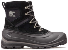 Load image into Gallery viewer, Sorel Men's Buxton LACE Snow Boot, Black, Quarry, US
