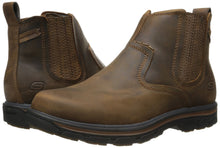 Load image into Gallery viewer, Skechers  Men's Relaxed Fit Segment - Dorton Boot,Dark Brown, US