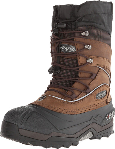 Baffin Men's Snow Monster-M, Knee-High Worn Brown