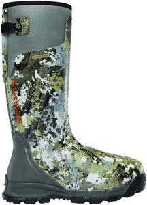 "Lacrosse Men's Alphaburly Pro 18"" 1600G Knee High Boot, Optimal Elevated ii, US"