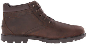Rockport Men's Storm Surge Water Proof Plain Toe Boot Tan